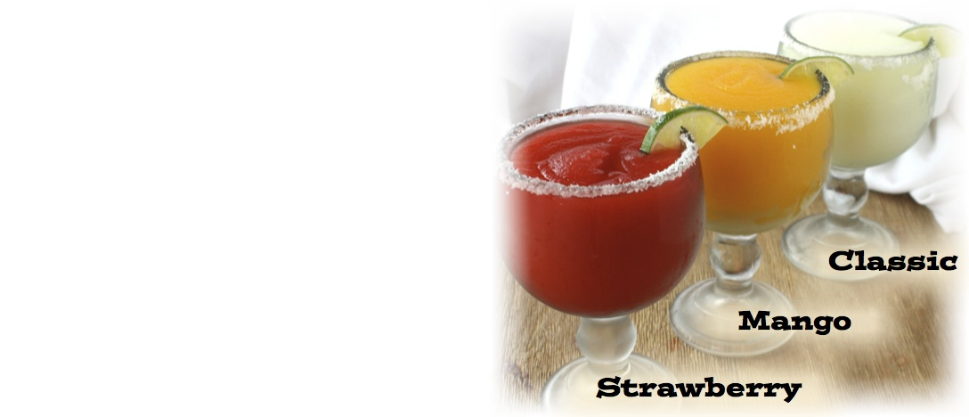 Refreshing, Fruity Margaritas